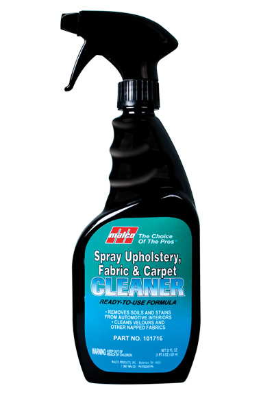 Spray Upholstery Fabric And Carpet Cleaner