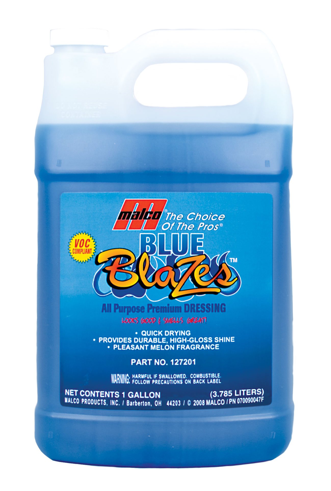 What Is Blue Blazes 36