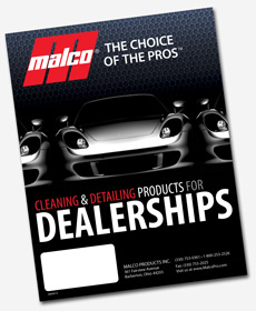 Malco Products Dealerhip Brochure