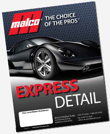 Malco Products Express Detail Catalog