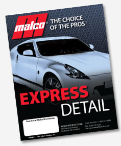 Malco Products Body Shop Brochure